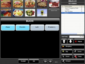 Sistem Restaurant Software